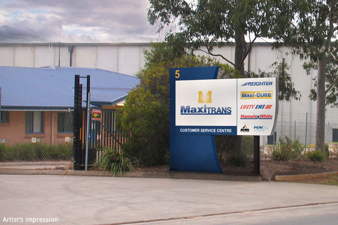 MaxiTRANS New South Wales dealership